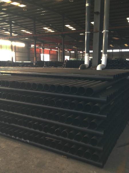 供应柔性铸铁管价格/柔性铸铁管件