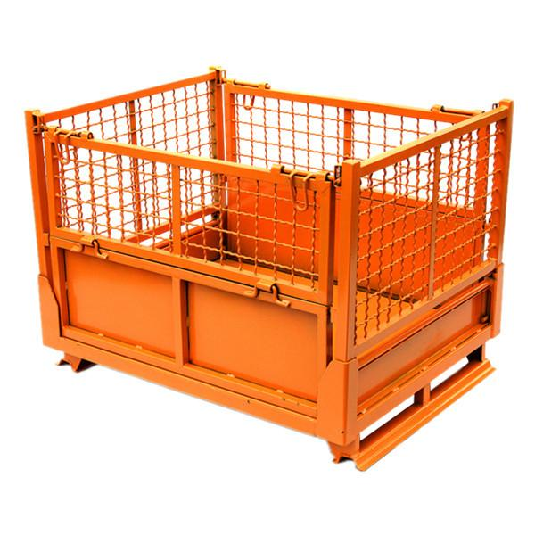 供应金属物料箱仓储设备仓储周转箱