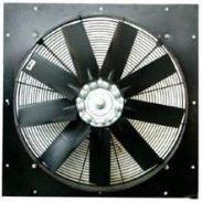 广西梧州空压机冷却散热风扇批发图片