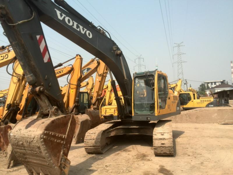 供应二手沃尔沃210B挖掘机 精品二手沃尔沃210B挖掘机 厂家