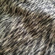 针织全棉段染色织卫衣面料图片