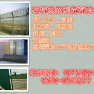 我厂大量生产双圈护栏网图片