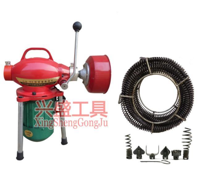 供应疏通机/电动管道疏通器/通下水道疏通器/疏通工具