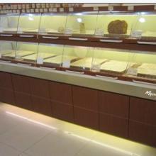 供应弧形面包中岛柜烘焙蛋糕房设备