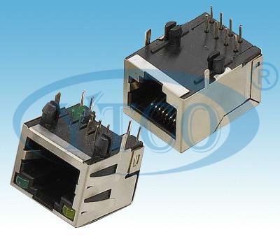 供应RJ45网络插座