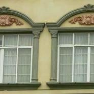 中山GRC窗套线图片