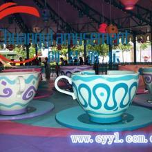 供应咖啡转转杯咖啡杯公园游乐场游艺机图片