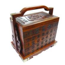 供应招财进宝麻将木盒