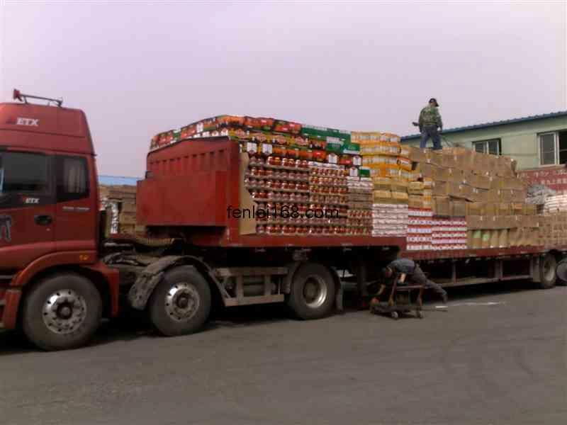 供应惠州至铜陵物流公司图片