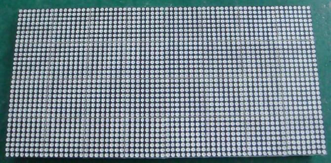 l联胜光电供应F5.0单色单元板488X244mm.应用邮局,广告,