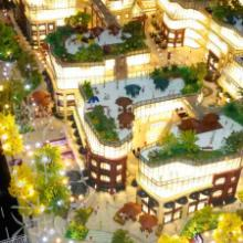 供应内江房地产模型,建筑模型,模型