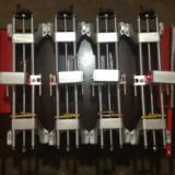 供应上海市红外线大车四轮定位仪四爪夹具