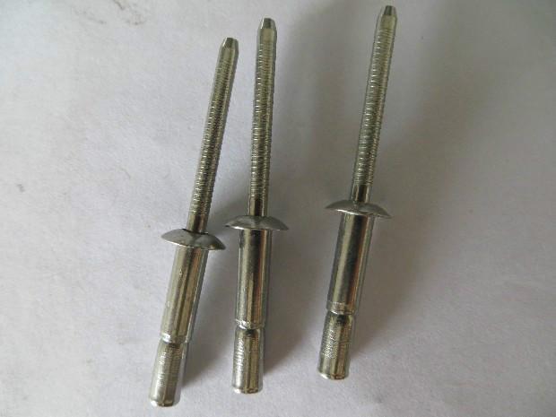 工厂供应不锈钢口杯型拉丝铆钉 批发不锈钢拉丝铆钉,杯头铆钉