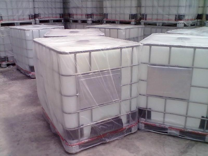 供应IBC1吨塑料桶 耐酸碱1000L带铁架塑料方桶厂家直销