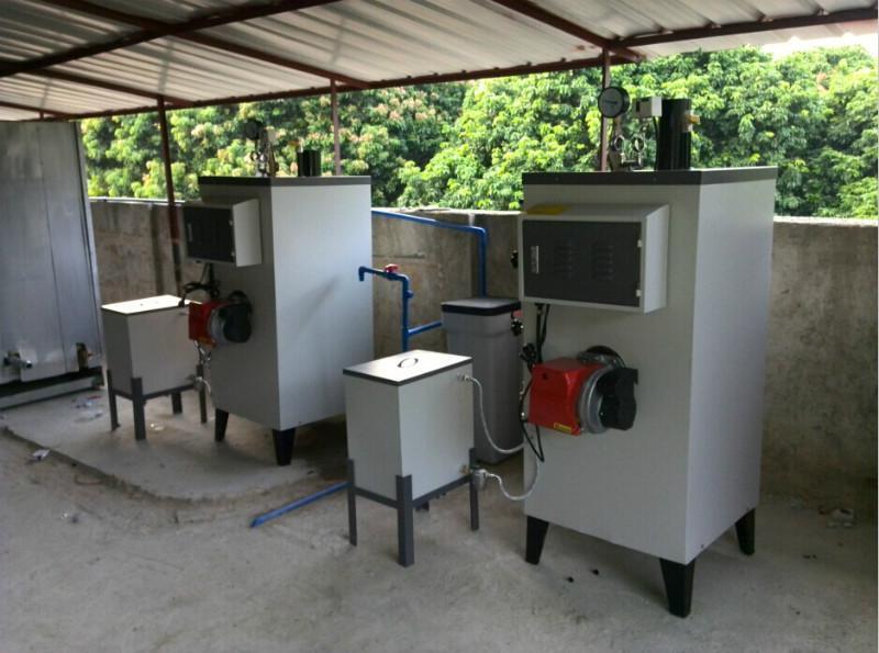 供应高温消毒配套燃油蒸汽发生器,免检燃油锅炉,广州蒸汽发生器