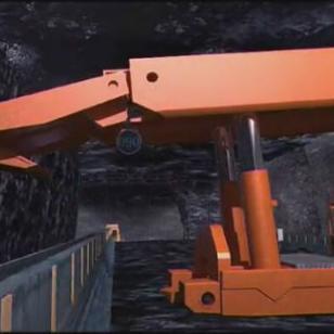 煤矿不安全行为警示虚拟仿真系统图片
