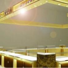 山东济南珠宝玉石黄金饰品展台展柜设计制作厂家免费上门量尺终身服务公司