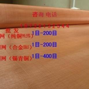 60目铜金属网80目180目铜金属网图片