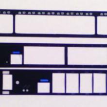 供应pvc设备面板丝印,山东设备面板丝印,潍坊设备面板丝印