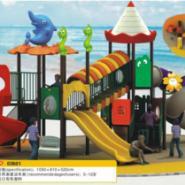 儿童组合滑梯,户外大型游乐场设备图片