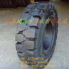 供应山东工业车轮胎实心轮胎815-15批发