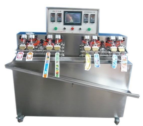 供应新型日本豆腐灌装封口机,新型日本豆腐灌装封口机工厂直销