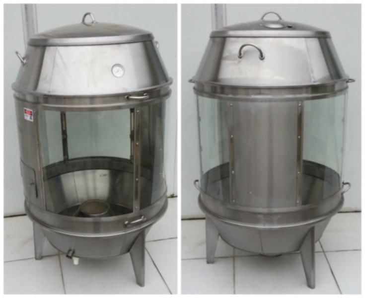 供应木炭闷炉烤鸭炉图片