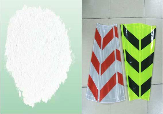 供应示标志专用反光粉彩色反光粉公路反光标专用反光粉