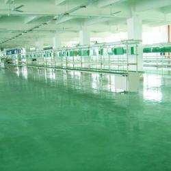 供應車間綠色環氧地板漆
