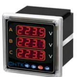 供应DL194U-2X4可调数显电压表