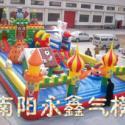 郑州20平方喜洋洋儿童蹦蹦床图片