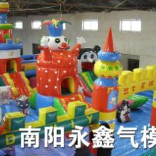 湖南儿童充气沙滩池厂家批发 湖南充气玩具 湖南大型儿童充气玩具 充气城堡厂家 跳床