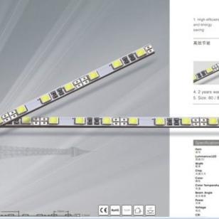 2835硬灯条78灯/米图片