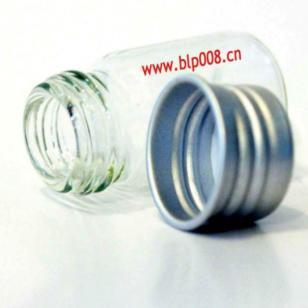 10ML铝盖玻璃瓶图片
