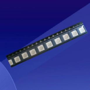 5050灯珠白光金线铜支架图片