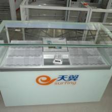 供应南京电信4G手机柜台出售 钢制手机柜台生产厂家 展示柜设计制作 厂价直销柜台货架价廉物美图片