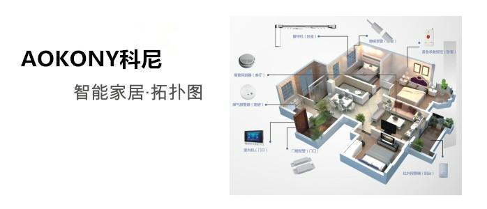 供应广东楼宇对讲智能家居生产厂家图片