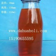 200ml果汁饮料玻璃瓶图片