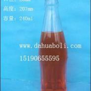 240ml加厚汽水玻璃瓶生产商图片