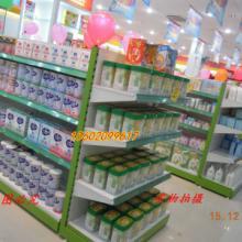 饰品店货架 单面双面货架 韩式超市货架 天津奶粉货架 母婴店货架图片