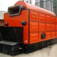 洗浴专用4吨燃煤热水锅炉厂家图片