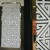 供应PVC雕花板/镂空板/隔断屏风