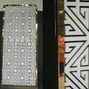 PVC雕花板/镂空板/隔断屏风图片