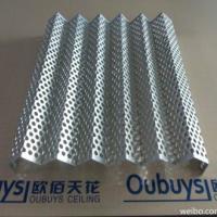 广东铝单板供应商@幕墙铝单板&穿孔铝板幕墙@欧佰铝单板厂家