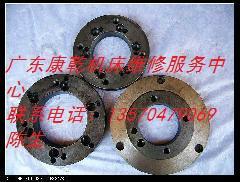 机床厂数控车床主轴法兰广州售后图片