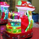 供应蘑菇云带闪灯投币摇摇机及儿童摇摆机零配件销售