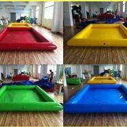焦作充气蹦蹦床儿童乐园双人跳跳床图片