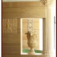 供应砂岩罗马柱麻花柱 欧式雕花柱 建筑外墙装饰柱批发 园林景观柱子