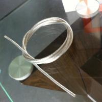 广州联信金属铁丝铜管包覆挤出机