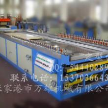 供应木塑异型材设备,PVC/PE/PP木塑型材生产线,张家港木塑设备